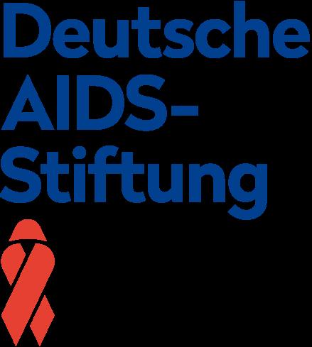 Das Logo der Deutschen AIDS-Stiftung