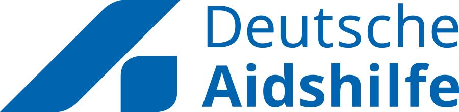 Das Logo der Deutschen Aidshilfe