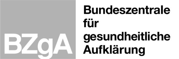 Das Logo der Bundeszentrale für gesundheitliche Aufklärung