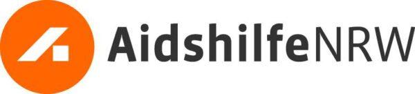 Das Logo der Aidshilfe NRW